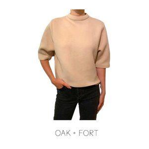 Oak and Fort Women's T shirt Sweater Size XS